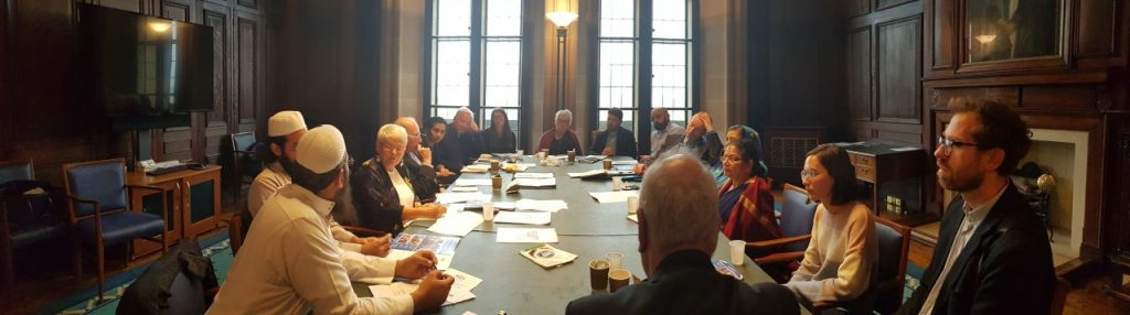 Scotland's Religious Leaders, meeting on October 10th 2019. Photogrpah courtesy of Alan Kay