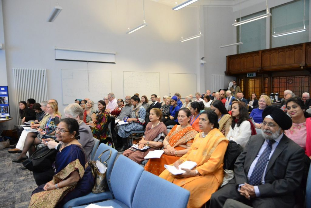 Some of the participants at the 20th Anniversary event. Photogrpah courtesy of Alan Kay.